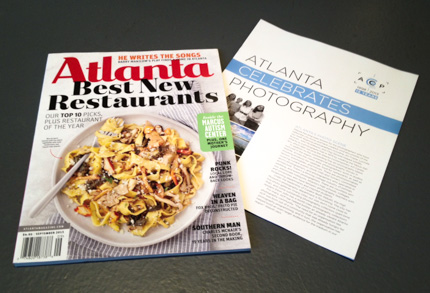 Atlanta Celebrates Photography in Atlanta Magazine