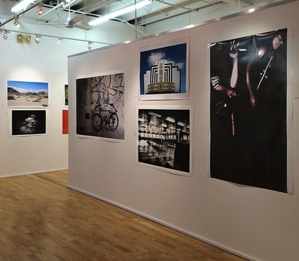 Big Print show at Atlanta Photography Group Gallery